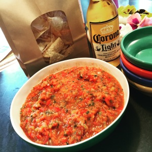 Homemade Fresh Salsa