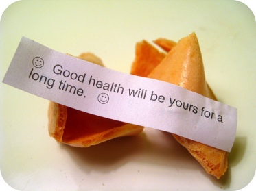 health fortune cookie